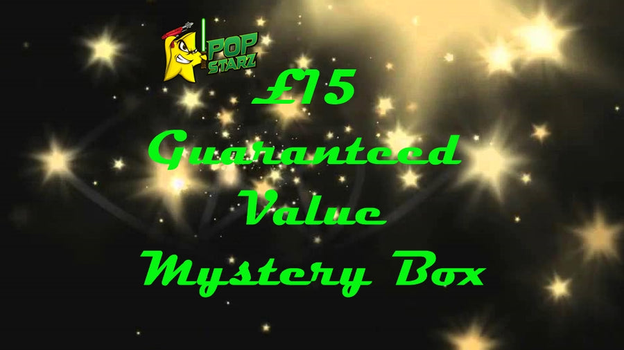 £15 Guaranteed Value Mystery Box
