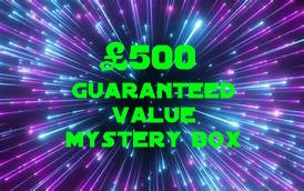£500 Guaranteed Value Mystery Box