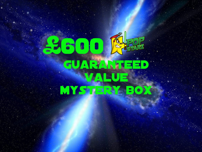 £600 Guaranteed Value Mystery Box