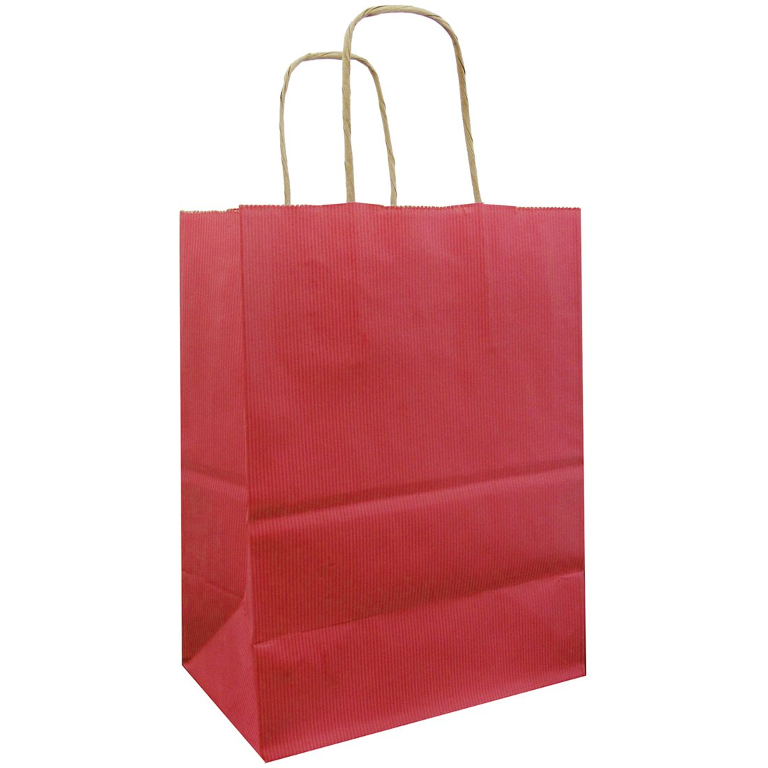Jillson & Roberts Medium Kraft Bags, Red