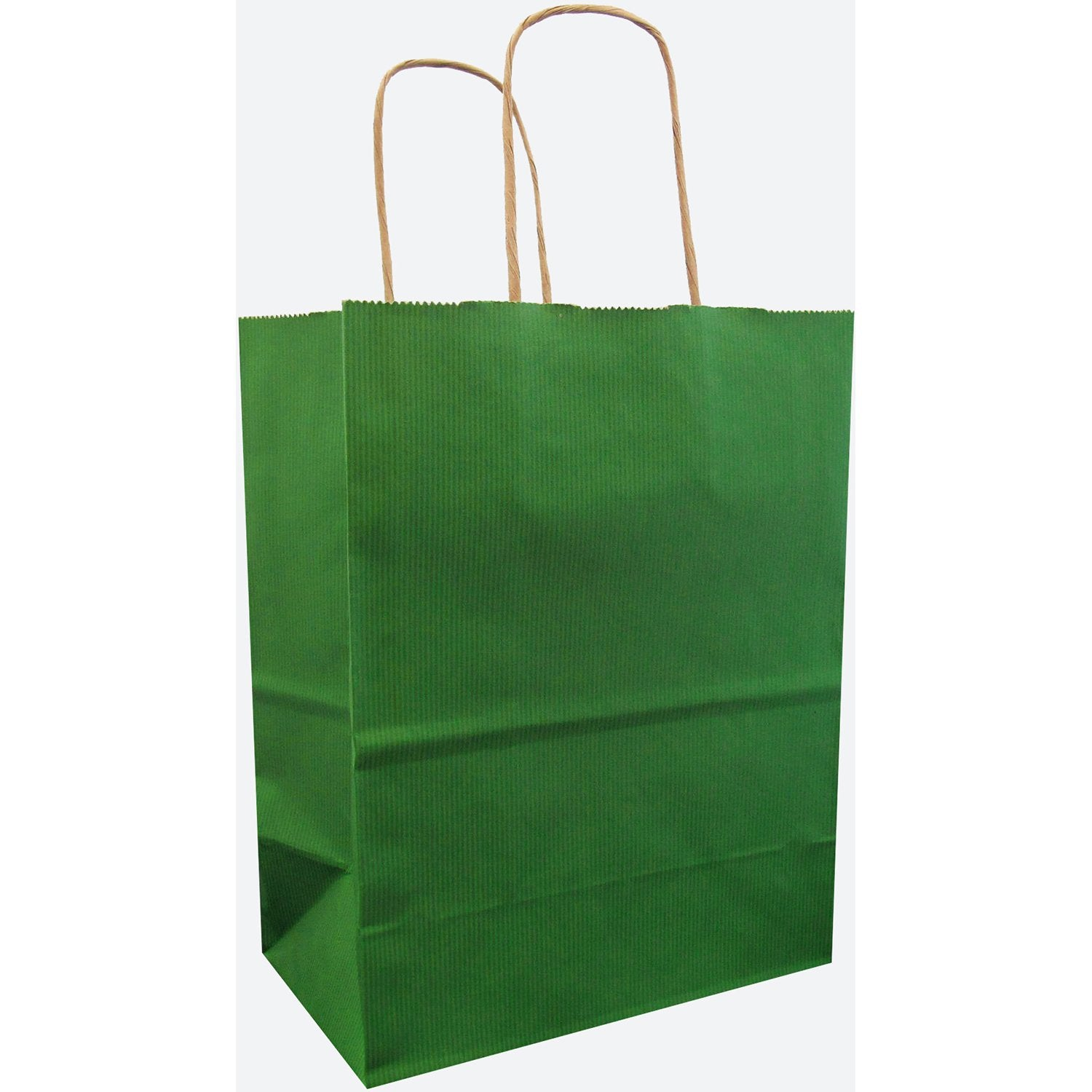 Jillson & Roberts Medium Kraft Bags, Green