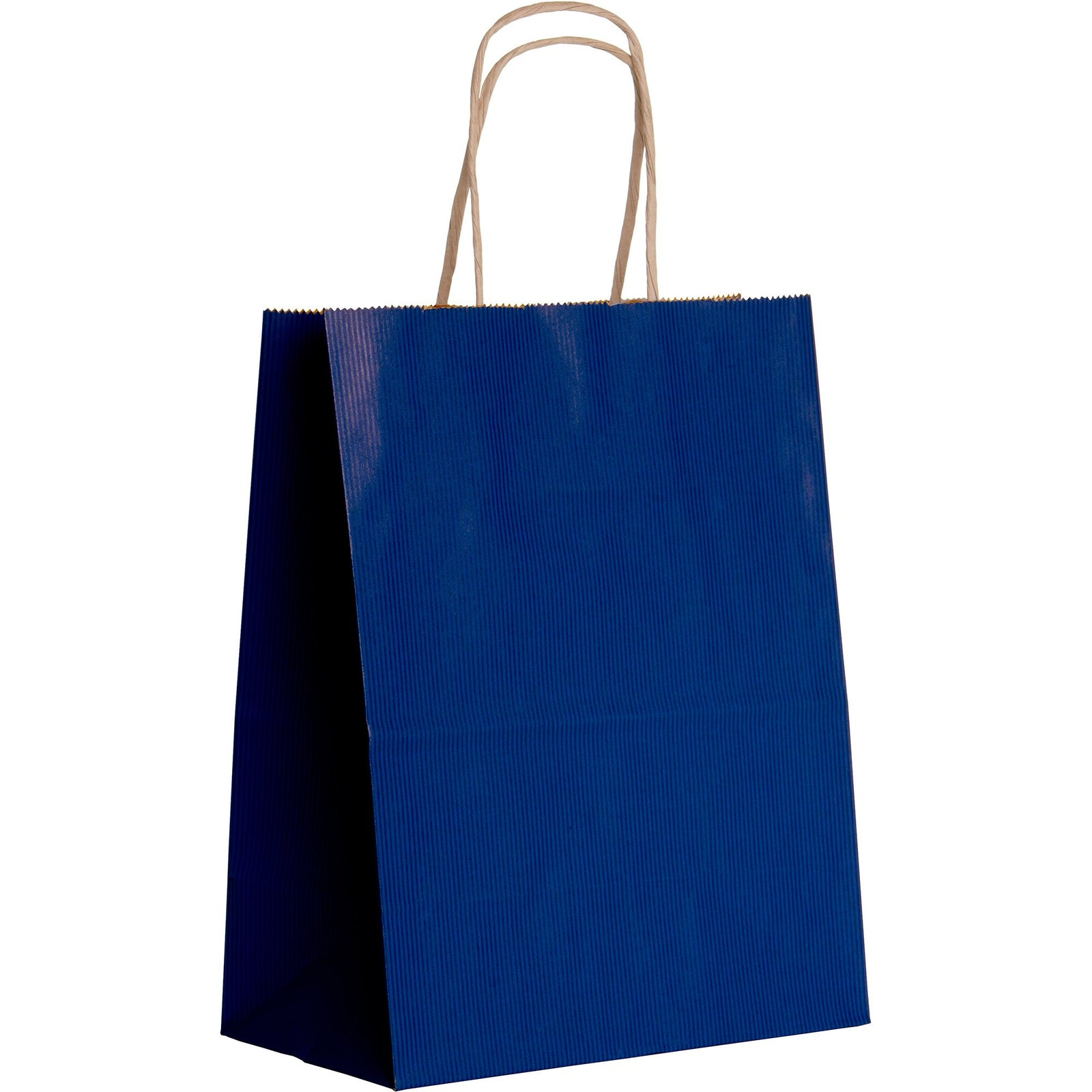 Jillson & Roberts Medium Kraft Bags, Navy