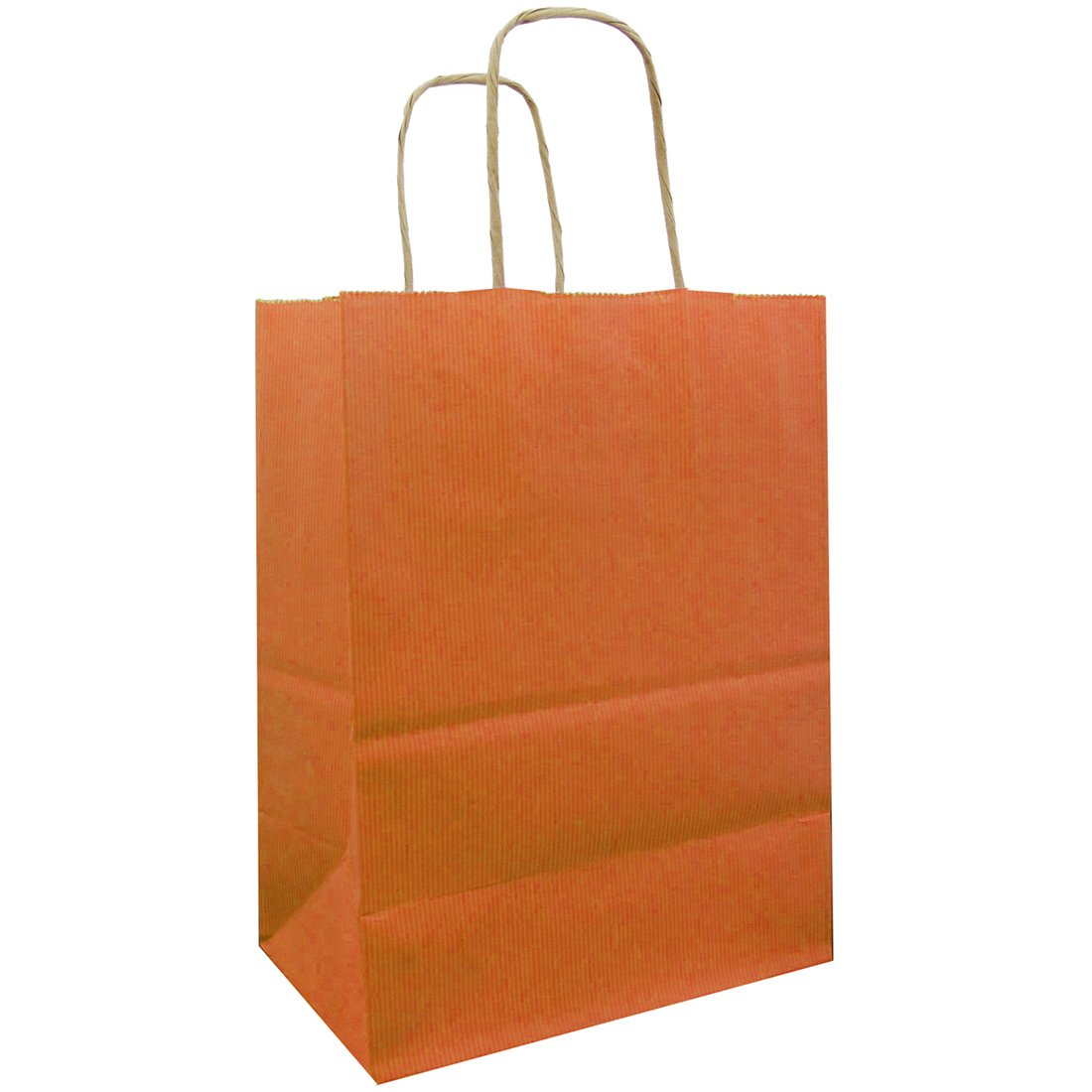 Jillson & Roberts Medium Kraft Bags, Orange