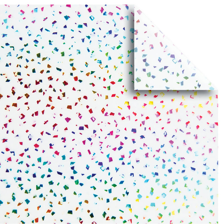 "Bulk Pack Reflect Gift Tissue Paper 20"" x 30"", Rainbow, 200 Sheets"