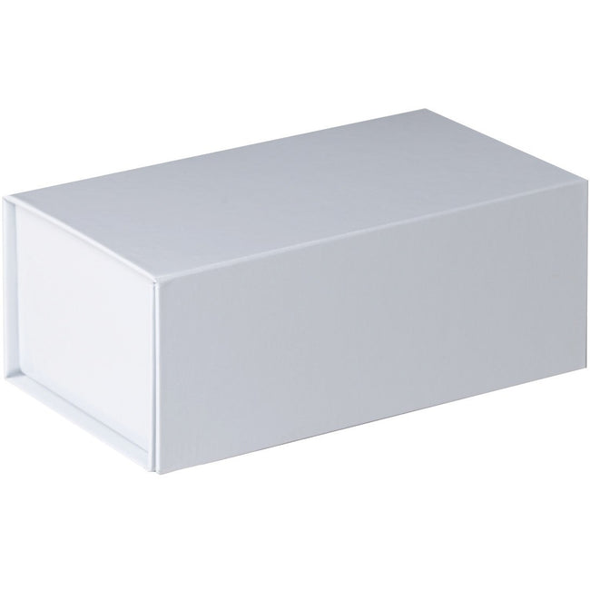 Jillson & Roberts Small Gift Box with Magnetic Closure, White Gloss (12 Pcs)