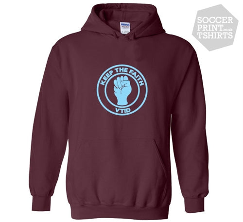 Aston Villa Keep the Faith VTID Hoody