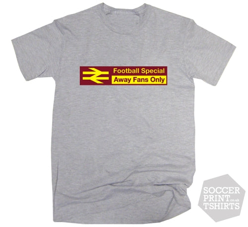 Bradford Football Away Days Special T-Shirt