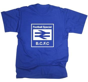 Birmingham City Football Special T-Shirt Away Days
