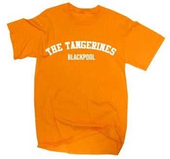 The Tangerines - Blackpool T-Shirt