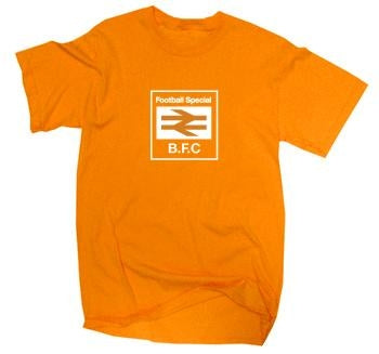 Blackpool BFC Away Days Football Special T-Shirt