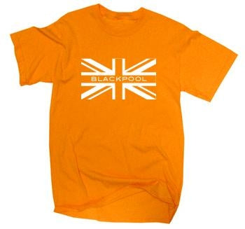 Blackpool Union Jack T-Shirt
