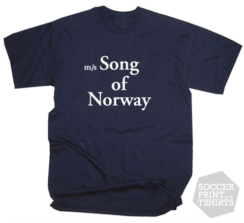 David Bowie Song Of Norway Album Photo T-Shirt