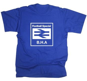 Brighton & Hove Albion Football Special T-Shirt