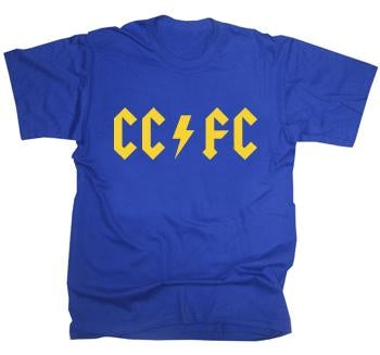 Cardiff City CCFC Rock T-Shirt