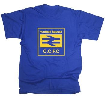 Cardiff City Football Special T-Shirt