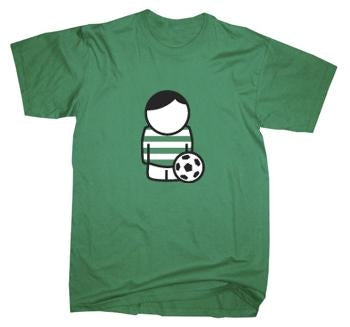 Glasgow Celtic Football Player T-Shirt