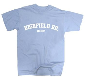 Highfield Rd Coventry T-Shirt