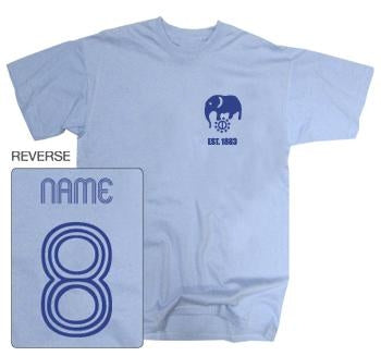 Coventry City Personalised Legend T-Shirt