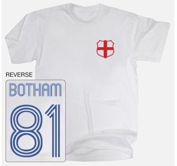 Cricket Botham 81 T-Shirt