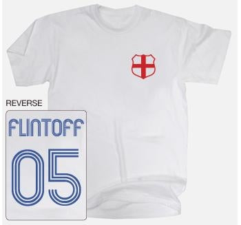 Cricket Flintoff 05 T-Shirt