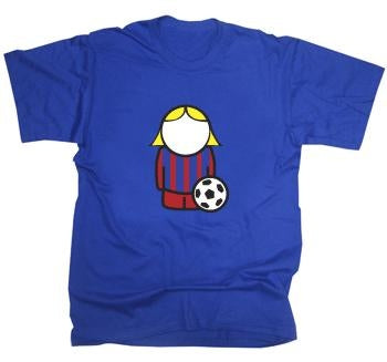 Crystal Palace Ladies Football T-Shirt