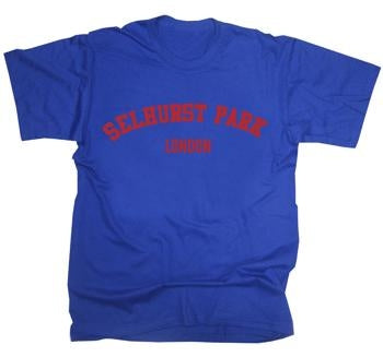 Selhurst Park - London T-Shirt