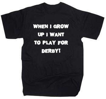 Derby Childrens T-Shirt
