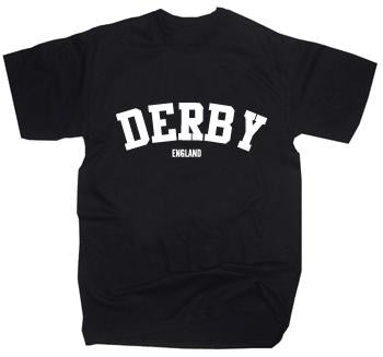 Derby England T-Shirt