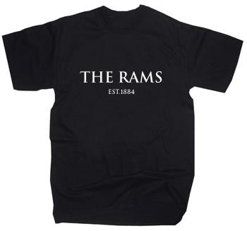 Derby 'The Rams' Established 1884 T-Shirt