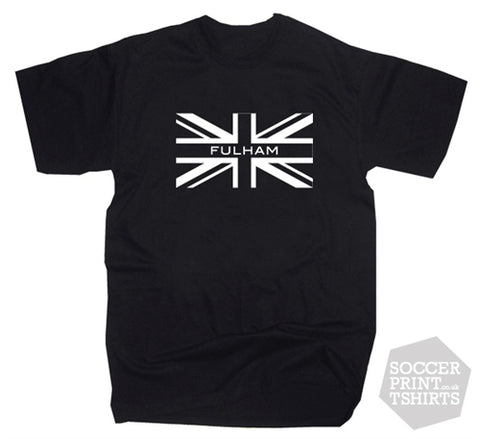 Fulham Union Jack T-Shirt