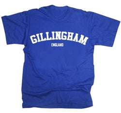 Gillingham England Football T-Shirt
