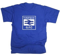 Gillingham GFC Football Away Days Special T-Shirt