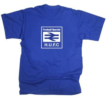 Hartlepool United HUFC Football Away Days Special T-Shirt