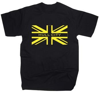 Hull City Union Jack T-Shirt