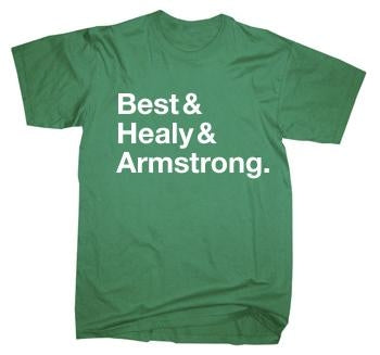 Northern Ireland Cult Heroes T-shirt