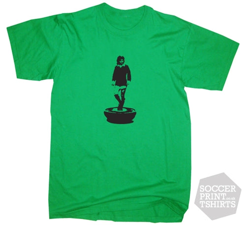 Northern Ireland George Best Image T-Shirt