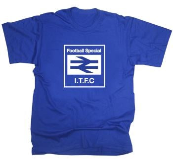 Ipswich Town Away Days Football Special T-Shirt