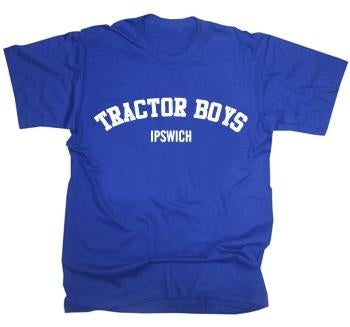 The Tractor Boys - Ipswich T-Shirt