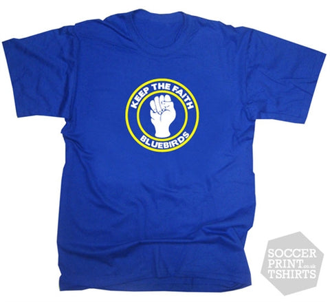 Keep The Faith Northern Soul Style Cardiff T-Shirt