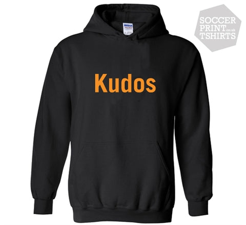 Kudos Strava Cycling GPS Trail Fitness Hoodie