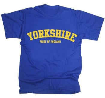 Yorkshire Pride of England T-Shirt