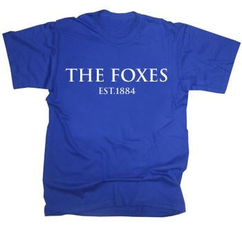 Leicester 'The Foxes' Established 1884