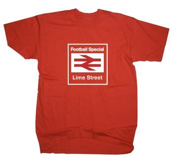Liverpool Football Away Days Special T-Shirt