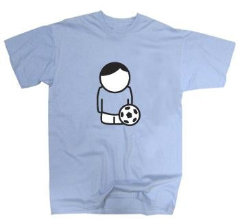 Manchester City Football Player T-Shirt