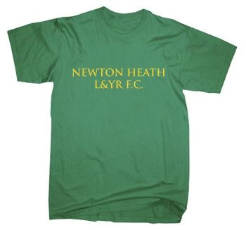 Newton Heath L&YR FC T-Shirt