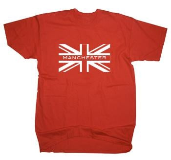 Manchester United Union Jack T-Shirt
