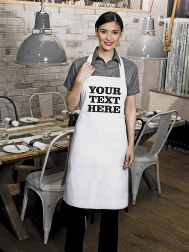 Custom Printed Baking Cooking Apron