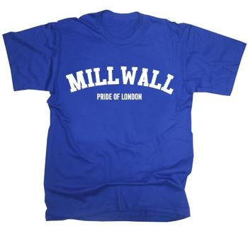 Millwall Pride Of London T-Shirt