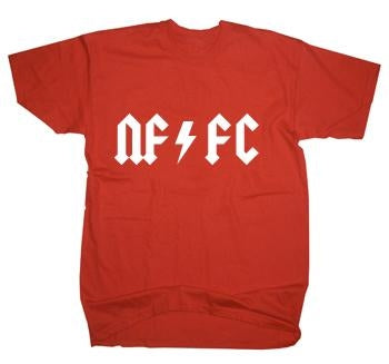 Cult Forest retro NFFC rock t-shirt