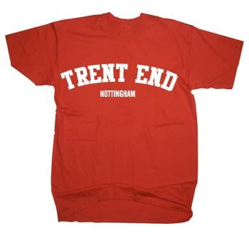 Nottingham Forest Forest Trent End T-Shirt